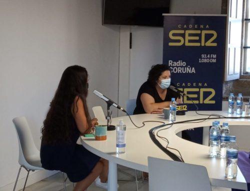 Entrevista en Radio Coruña (Cadena SER)