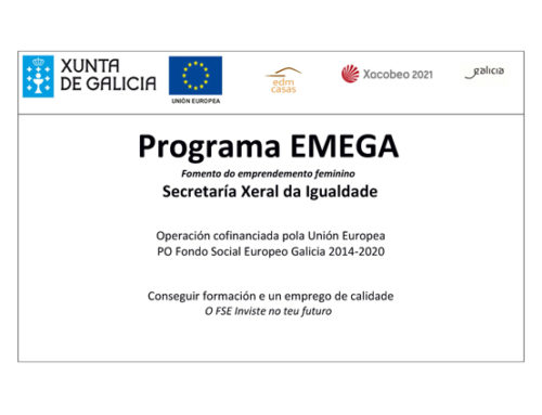 Concedida a Edm Casas una ayuda del programa Emega para el apoyo al empredimiento femenino